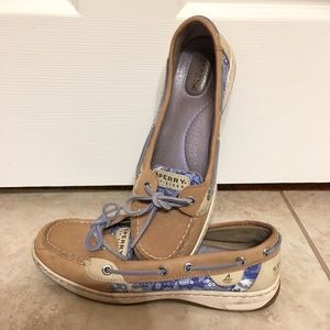 Sperry Too Sider Sz 7.5